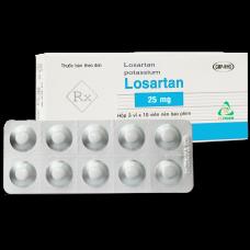 Losartan 25mg
