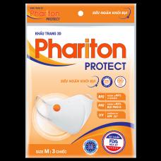 KHẨU TRANG 3D PHARITON PROTECT