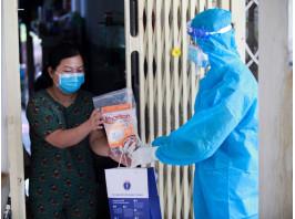 1.000 túi thuốc hỗ trợ F0 điều trị tại nhà